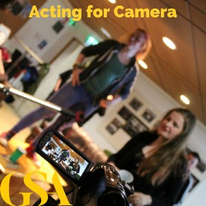 Acting for Camera for Teens